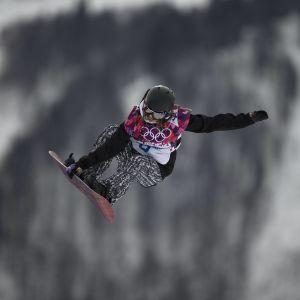 Enni Rukajärvi, OS 2014.