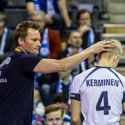 Tuomas Sammelvuo och Lauri Kerminen