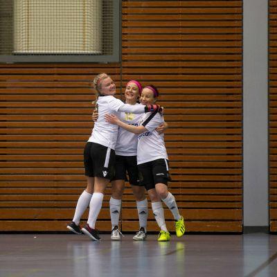 GFT naiset Suomen mestaruus