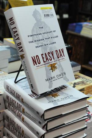 Första boken om operationen mot Osama bin Laden