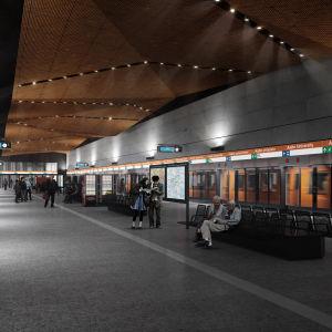 Aalto-yliopiston metroasema
