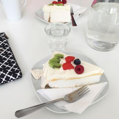 En tårtbit på Sweet Vasa.
