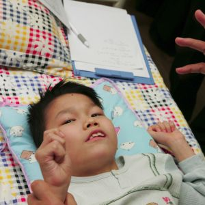 CPbarn kan få hjälp av botox