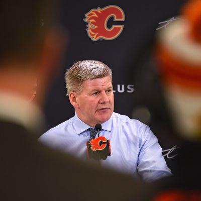 Bill Peters ei ole Flamesin penkin takana keskiviikon NHL-kierroksella.