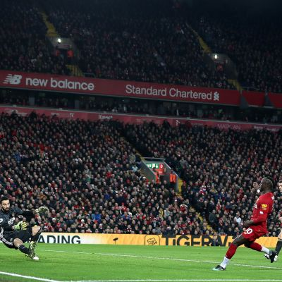 Sadio Mane Liverpool Wolverhampton