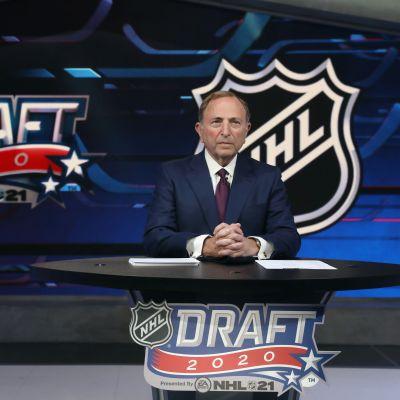 NHL-komissionären Gary Bettman
