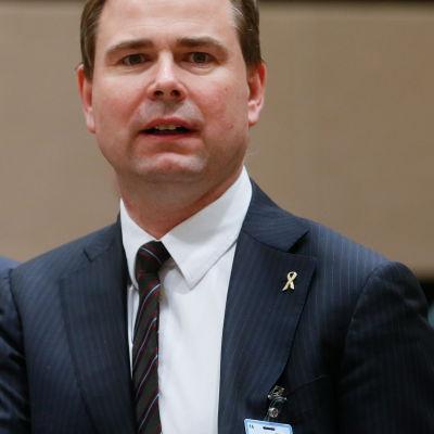 Danmarks försvarsminister Nicolai Wammen