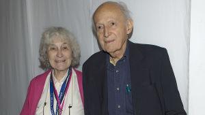Georg Klein och Eva Klein