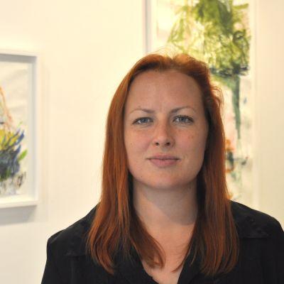 Christine Langinauer är vikarierande vd vid Pro Artibus