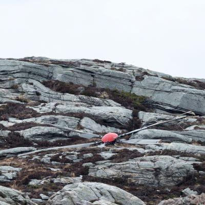 Norjan helikopteriturma