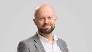 Kuvassa Mika Rahkonen
