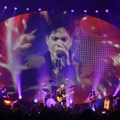 prince konsert