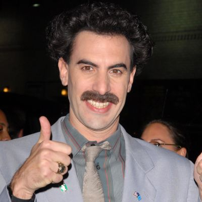 Sacha Baron Cohen Boratina.