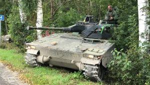 Svenskt militärfordon