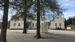 Vestersundsby skola i Jakobstad