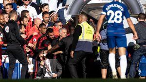 Chelsea i serieledning tack vare mo salah