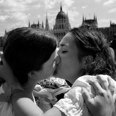 homopar, homosexuella, homosexuellt par, könsneutralt äktenskap, lesbisk