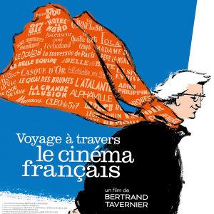 Matka ranskalaiseen elokuvaan -dokumenttielokuvan juliste.
