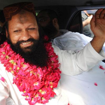 Terroristledaren Malik Ishaq dödades i Punjab.