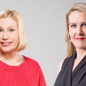 Sanna Ukkola ja Marja Sannikka