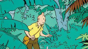 Tintin: Faraos cigarrer