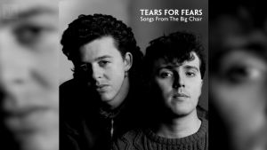 Tears for Fears -yhtyeen Songs From The Big Chair -albumin kansi