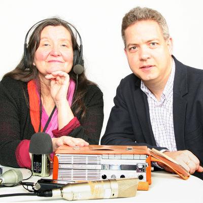 Hedvig Långbacka och Lucas Snellman