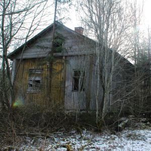Ugnsmordshuset i Kokemäki