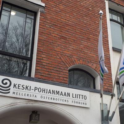 Mellersta Österbottens förbund i Karleby.