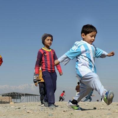 Kabulin futispojat