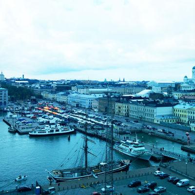 vi över Helsingfors