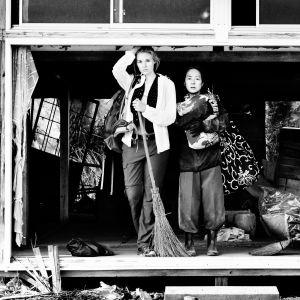 Kuva Doris Dörrien elokuvasta Grûsse aus Fukushima.