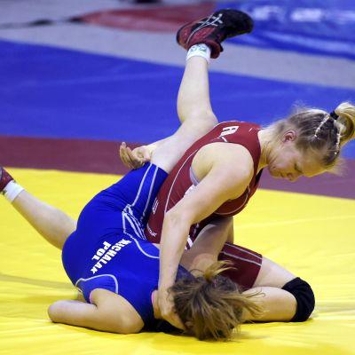 Petra Olli, VM 2014