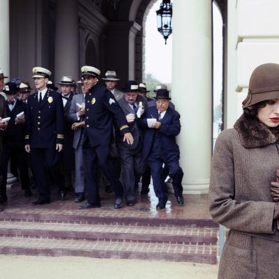 Angelina Jolie elokuvassa Changeling - Vaihdokas
