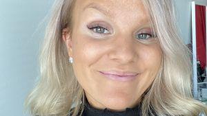 En bild på studerande Johanna Ekström.