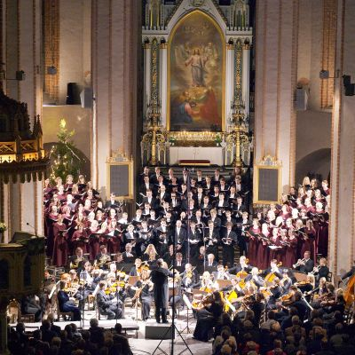 Adventskonsert i Åbo Domkyrka