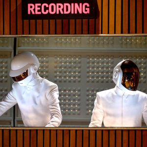 Daft Punk Unchained. Kuva dokumenttielokuvasta.