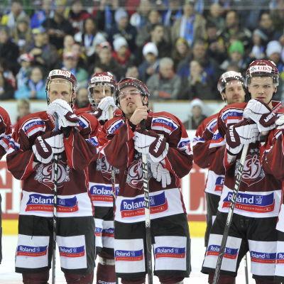 Dinamo Riga, 2011