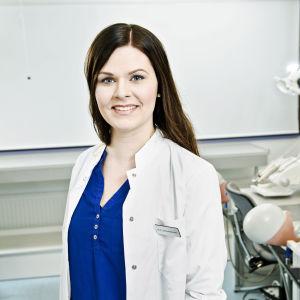 Jonna Kaikkonen, hammalääketieteen kandi