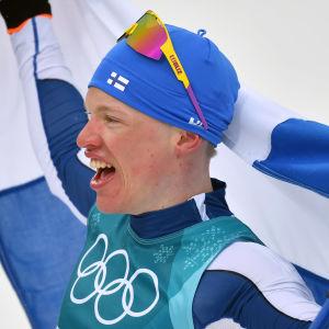 Iivo Niskanen, OS 2018.