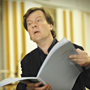 Säveltäjä Magnus Lindberg 2009
