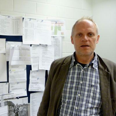 Juha Jokinen, chef för klientstyrnignen i Helsingfors