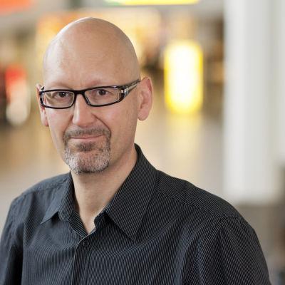 Redaktör Pekka Palmgren.
