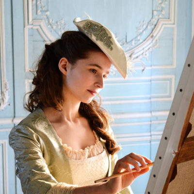 Elisabeth Vigée Le Brun ARTEn draamadokumentissa