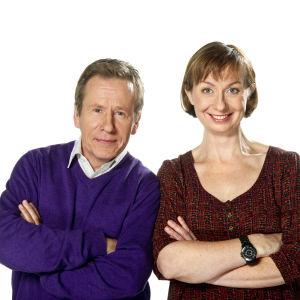 Seppo Puttonen ja Nadja Nowak