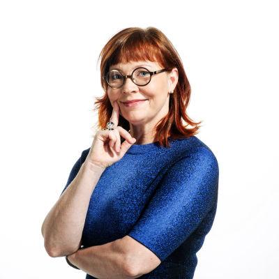 Heidi Finnilä, redaktör