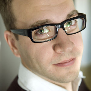 Niclas Lundqvist.
