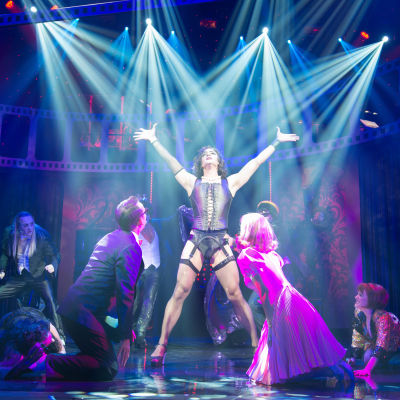 The Rocky Horror Show Live, 2015.
