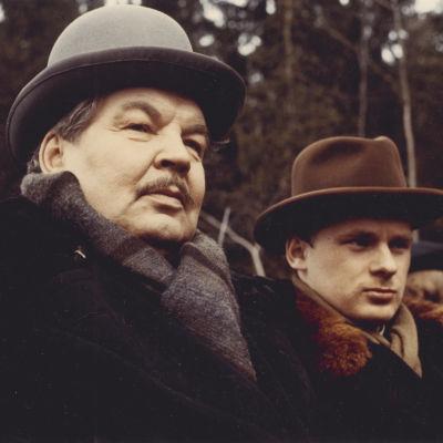 Reino Kalliolahti on Alfred Kordelin elokuvassa Mommilan veriteot 1917.