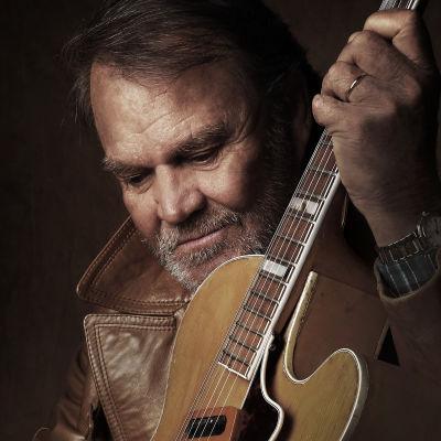 Glen Campbell: I'll Be Me. Dokumenttielokuva countrytähden jäähyväiskiertueesta.